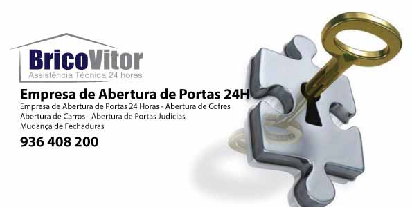 Abertura de Portas Carregal do Sal 24 Horas